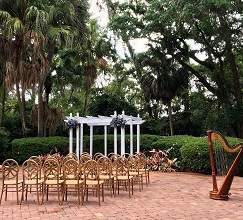 Wedding Garden Villa Orlando