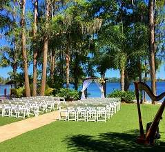Wedding Paradise Cove Orlando Florida