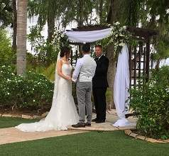 Wedding Paradise Cove Orlando
