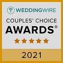 wedding wire bride's choice award 2017