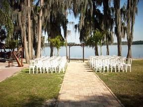 Paradise Cove Weddings Orlando Florida, Wedding Ceremony