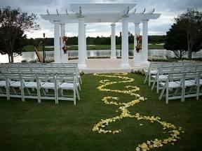 Wedding Ritz Carlton Orlando Grande Lakes